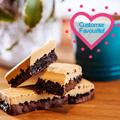 Lavish Triple Chocolate Cream Cookie TFR VLCD Bar