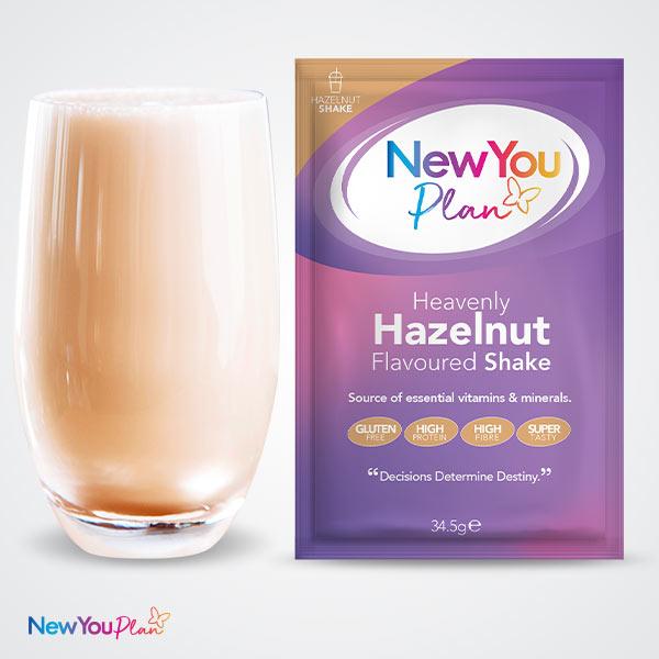 Heavenly Hazelnut TFR VLCD Shake