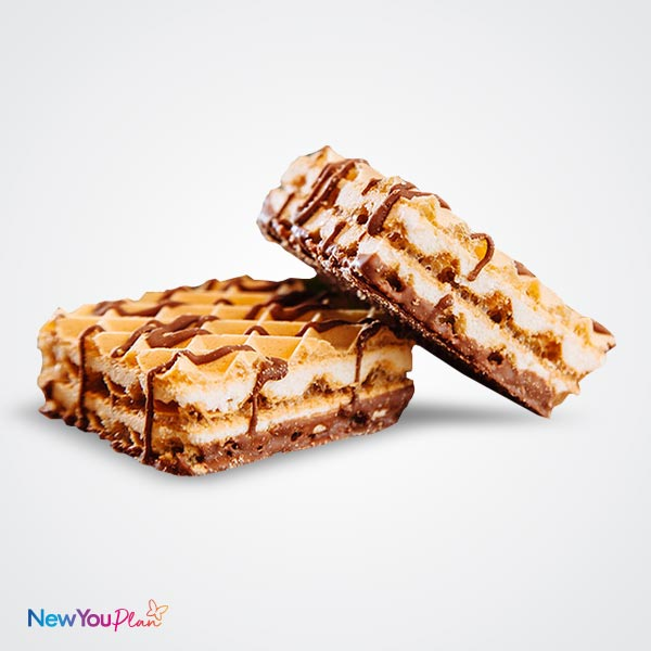 Vanilla Cream High Protein Wafer