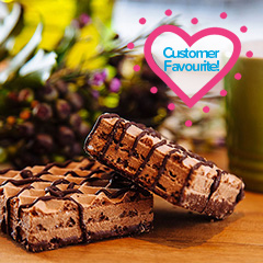 Chocolate Cream High Protein Wafer