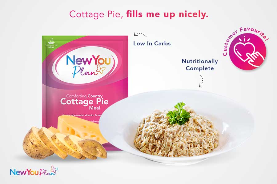Homely Country Cottage Pie Total Meal