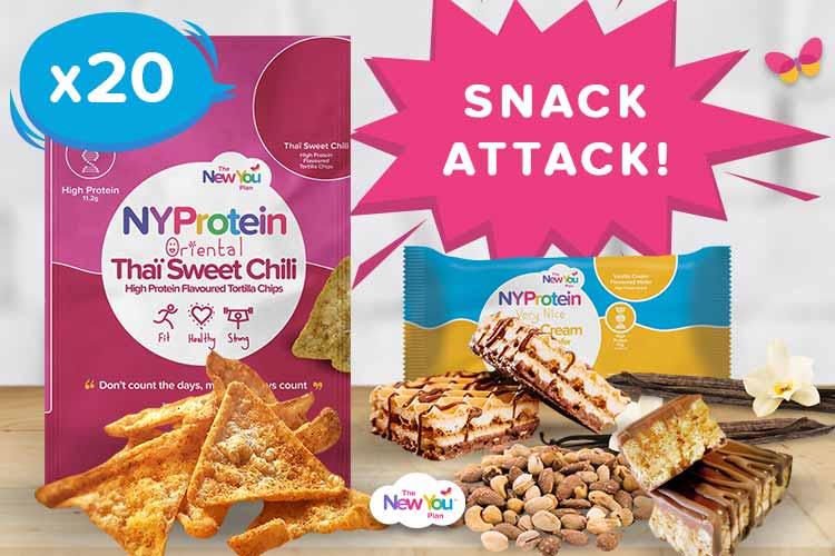 Snack Attack 20 Bundle