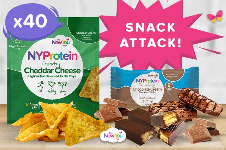 Snack Attack 40 Bundle