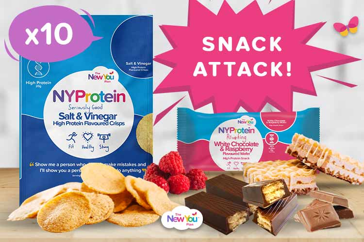 Snack Attack 10 Bundle
