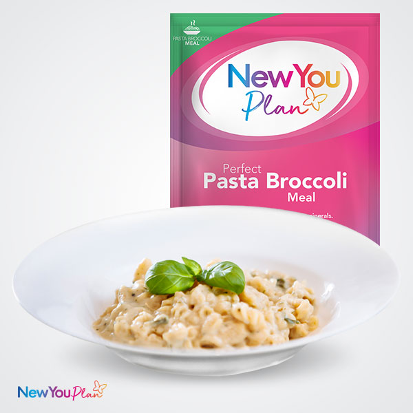 Delightful Pasta Broccoli TFR VLCD Meal