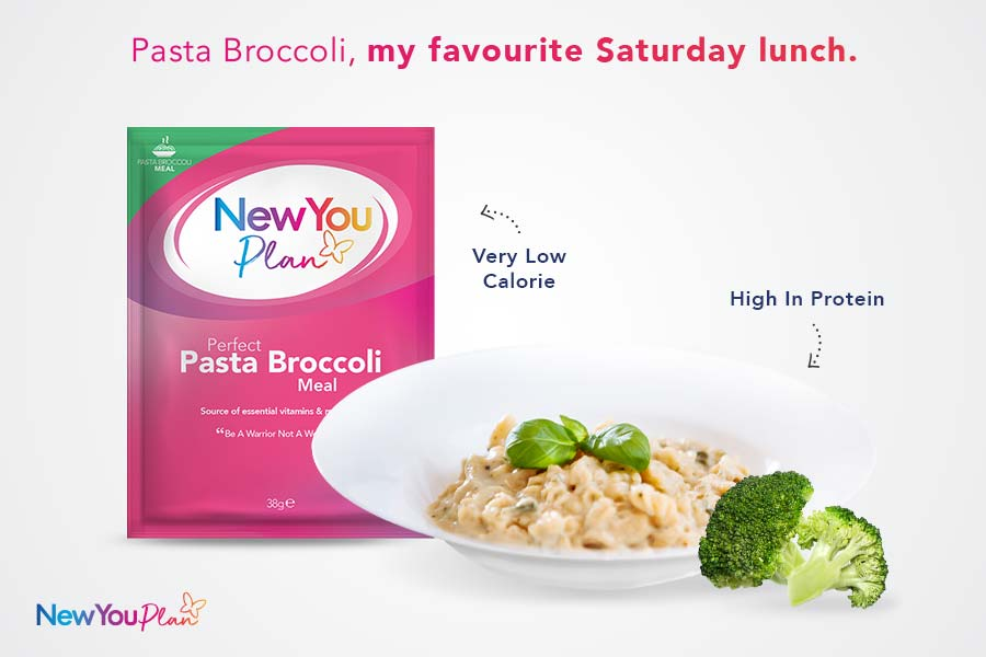 Delightful Pasta Broccoli TFR VLCD Meal