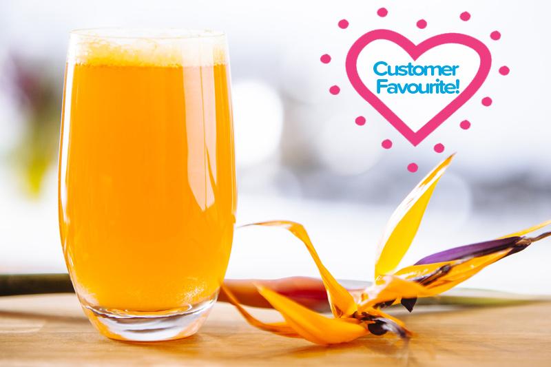 Orange Zest Water Flavouring