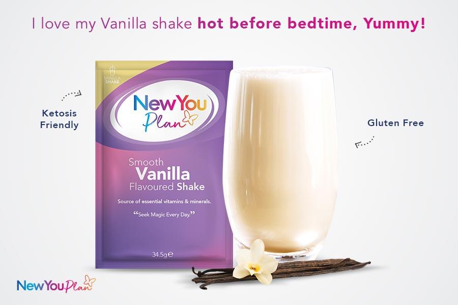 Very Nice Vanilla TFR VLCD Shake