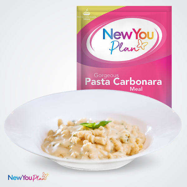 Yummy Pasta Carbonara TFR VLCD Meal