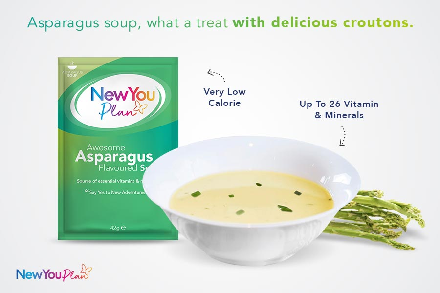 Wonderful Asparagus Total Soup