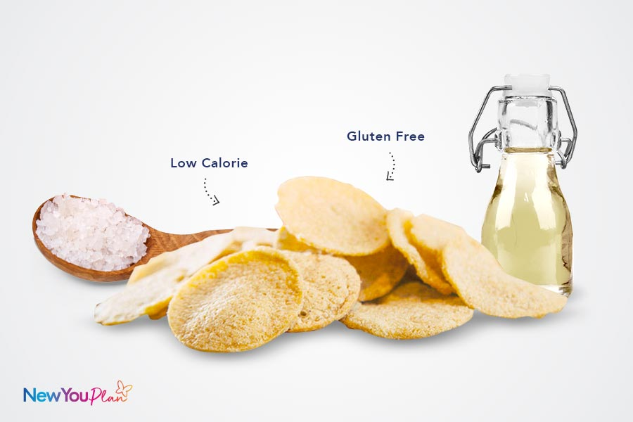 Salt & Vinegar High Protein Crisps