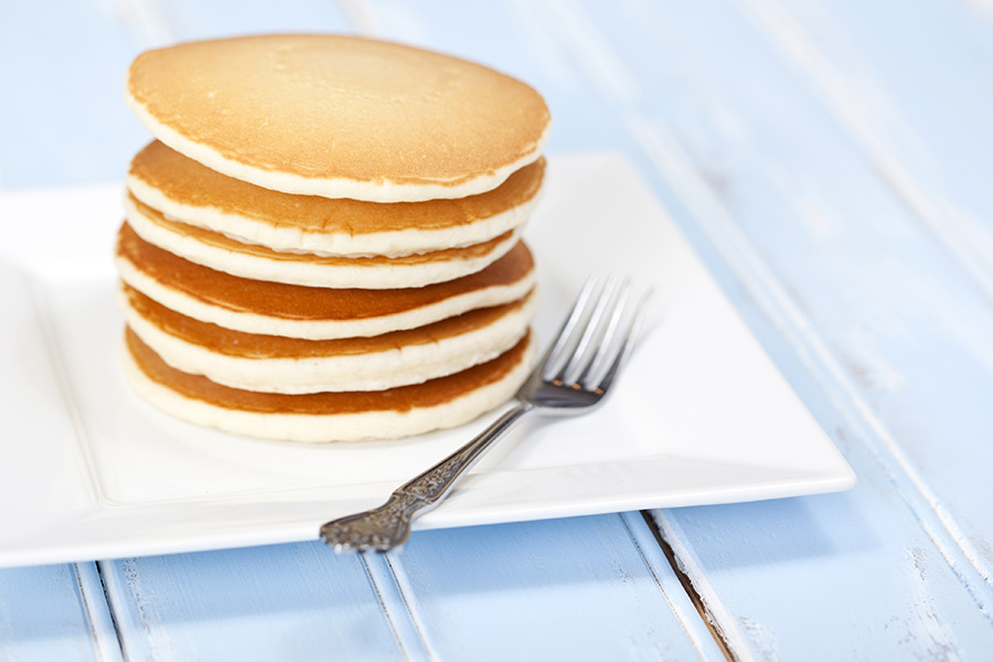 Exquisite Maple Syrup Pancakes TFR VLCD Meal