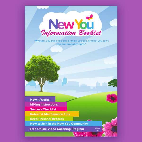 New You Information Booklet